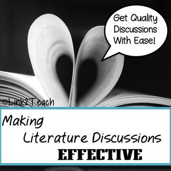 Effective Literature Discussions
