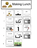 Making Lunch Visual Microwave