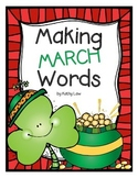 Making MARCH Words
