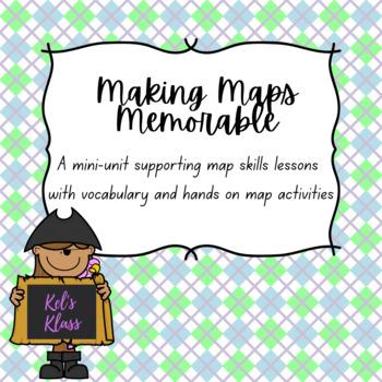 Making Maps Memorable