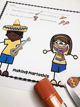 Making Mariachis: A Mexican Independence Day or Cinco de Mayo Free Activity