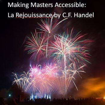 Making Masterworks Accessible to String Students by B. Bearse: La Rejouissance