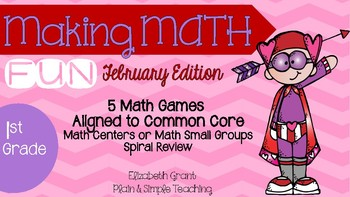 Making Math Fun February Edition