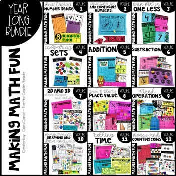 Making Math Fun Bundle