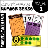 Making Math Fun Volume 1 - Developing Number Sense