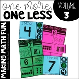 Making Math Fun Volume 3 - One More/ One Less