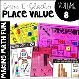 Making Math Fun Volume 8 - Base 10 Blocks & Place Value