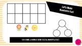 Making Math Fun with Ten Frames and Number Bond Digital Manipulatives