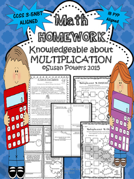 Making Math Homework Fun with Multiplication Problems