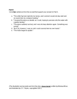 Making Meaning 3rd Grade Unit 5: Wondering/Questioning Biographies Tests Bundle
