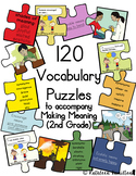 Making Meaning Vocabulary Puzzles