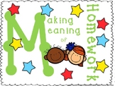 Making Meaning of Meaningful Homework