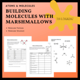 Making Molecules with Marshmallows