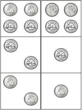 Making Money Math Game