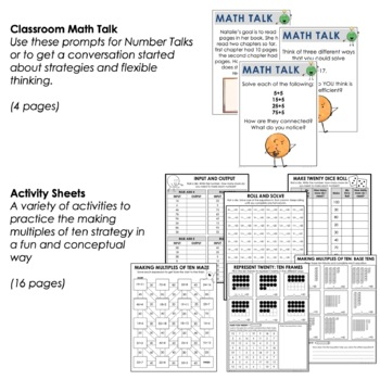 Making Multiples of Ten: a Mental Math Strategy Unit