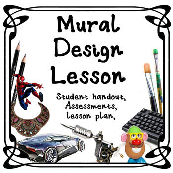 Making Murals Art Lesson Papers