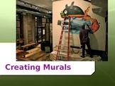 Making Murals Art Lesson Powerpoint