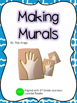 Making Murals Guided Notes: Third Grade Journeys