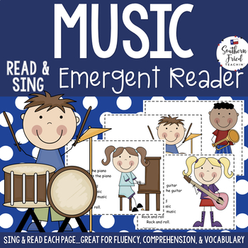 Music Shared Reading Read & Sing Early Reader