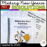 Making New Year's Resolutions with Visual Supports (Autism; Special Ed)