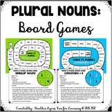 Making Nouns Plural: Board Games