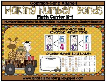 Making Number Bonds