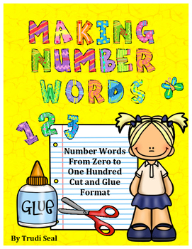 Making Number Words