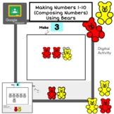 Making Numbers 1-10 (Composing Numbers)