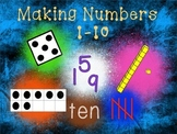 Making Numbers 1-10