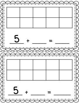 Making Numbers Printable Books