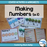 Making Numbers to 10: Beginning Addition