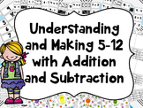 Making Numbers with Addition and Subtraction