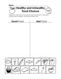 Making Nutritious Food Choices: Good Food vs. Bad Food