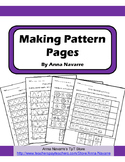 Making Pattern Pages