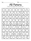 Making Patterns Activities