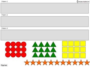 Making Patterns Computer Activity