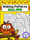 Making Patterns - Fall Fun
