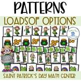 Making Patterns Saint Patrick's Day Theme