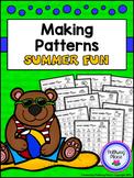 Making Patterns - Summer Beach Fun