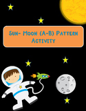 Making Patterns- Sun and Moon