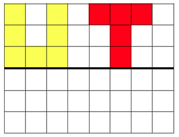 Making Patterns Symmetrical