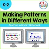 Making Patterns in Different Ways