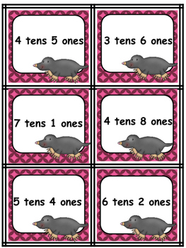 Making Place Value Connections with Subitizing Strategies