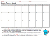 Making Plans : ir + a + infinitive activity