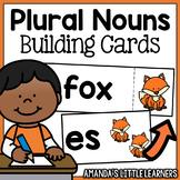 Making Plural Nouns