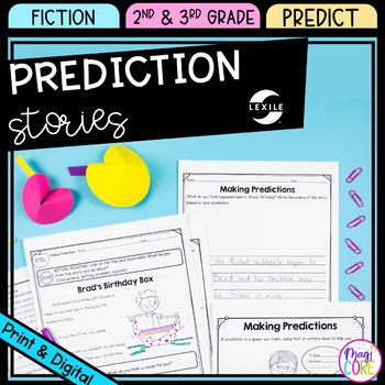 Making Predictions 2nd & 3rd Grade