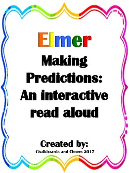 Making Predictions with Elmer