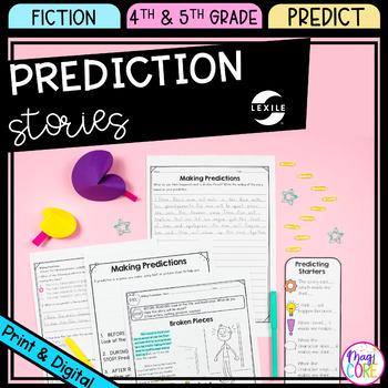 Making Predictions 4th & 5th Grade