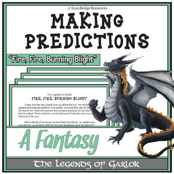 Making Predictions-A Short Fantasy Story for Reading Comprehension