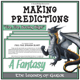 Making Predictions-A Short Fantasy Story for Reading Compr